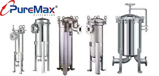 Stainless Filter Housings for Filter Bags