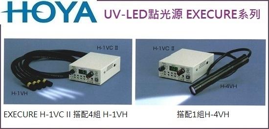 LED-UV (點)光源UV照射器