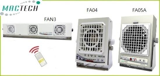 靜電消除風扇