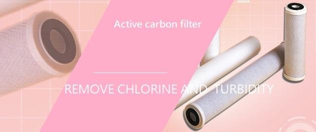 PureMax® Active Carbon Block Filter Cartridges