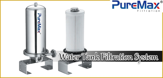 water tank filtration system